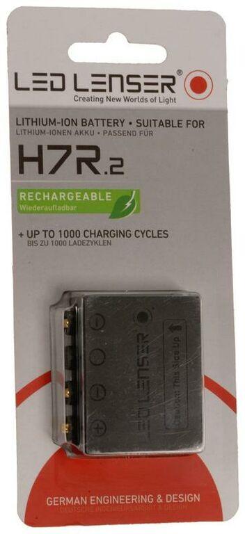 Obrázek produktu LED LENSER - náhradní akumulátor pro svítilnu H7R.2 7789