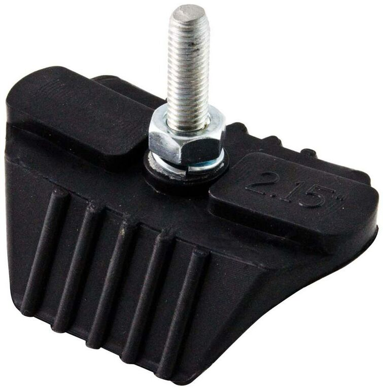 """Obrázek produktu HALTR - zámek proti protočení pláště pneu 2,15"""" (hliníkové jádro, zadní pneu šířky 110-18"""" a 110-19""""), RTECH R-FERMACOP215"""