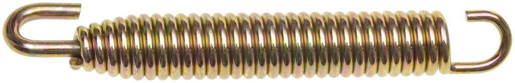 Obrázek produktu pružina výfuku (délka 75 mm), ZAP TECHNIX - Německo Z-8037
