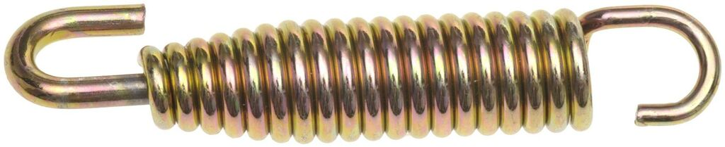 Obrázek produktu pružina výfuku (délka 57 mm), ZAP TECHNIX - Německo Z-8038