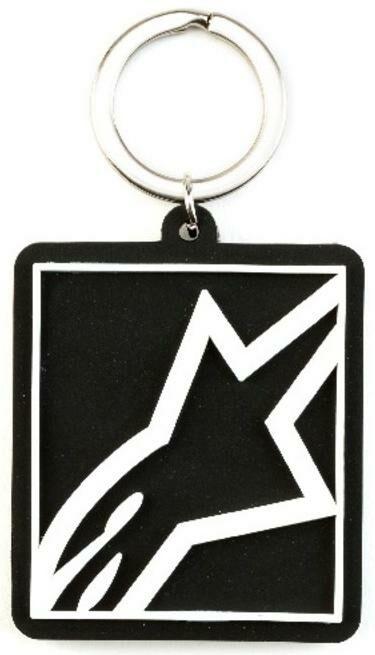 Obrázek produktu klíčenka CORP SHIFT KEY FOB, ALPINESTARS (černá) 1019-94004-10