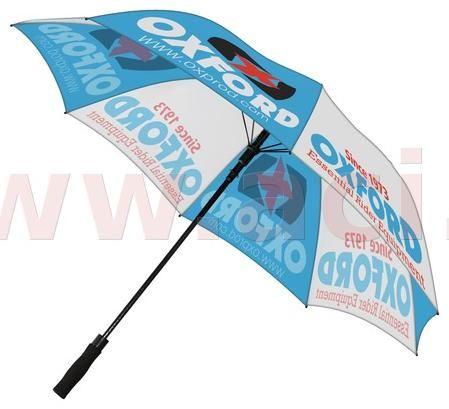 Obrázek produktu deštník, OXFORD (modrá/bílá) OX192