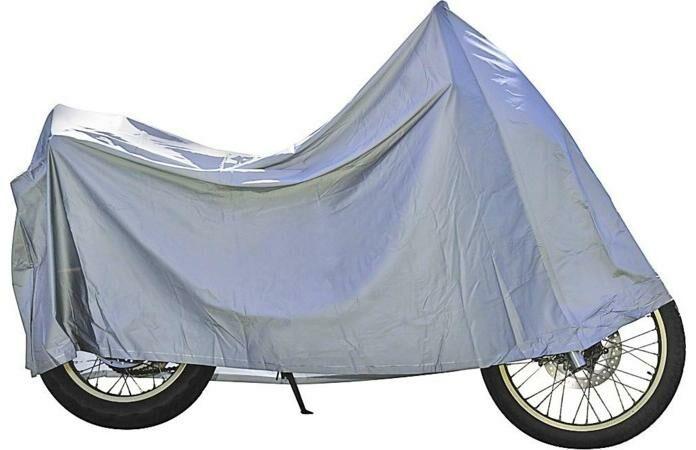 Obrázek produktu plachta na motorku Aquatex, NOX (tmavě šedá, univerzální velikost) HOU700