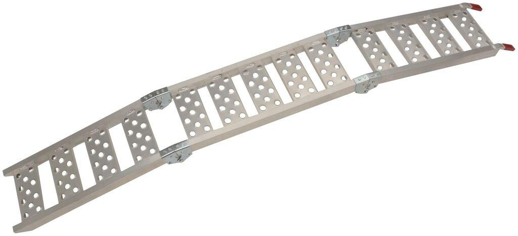 Obrázek produktu nájezdová rampa - skládací - hliníková třídílná, Q-TECH (1 ks) AR17MT