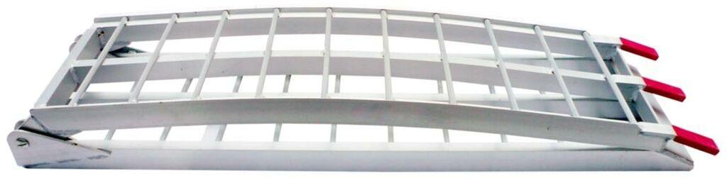 Obrázek produktu nájezdová rampa - skládací - hliníková široká, Q-TECH (1 ks) AR07M 89x11 single (AR07M-S)