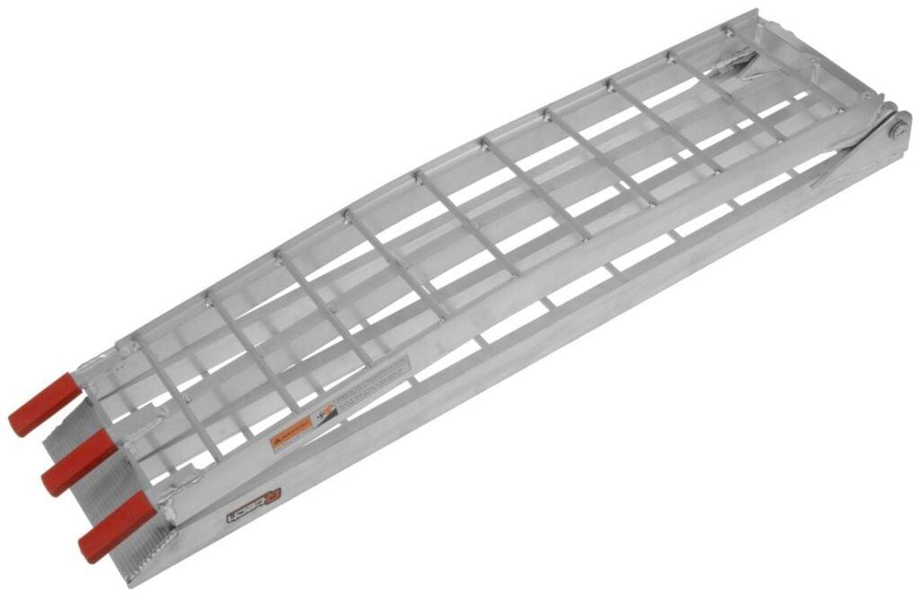 Obrázek produktu nájezdová rampa - skládací - hliníková úzká, Q-TECH (1 ks) AR07M 89x9