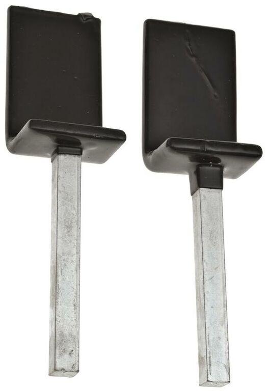 Obrázek produktu L adaptéry pro zadní hliníkový strojan M002-67, Q-TECH (1 pár) L ADAPTER FOR MOS03-R