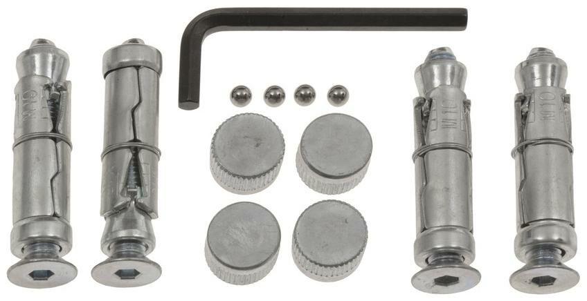 Obrázek produktu náhradní kotvy, záslepky hlav šroubů pro kotvy Anchor Force, OXFORD (4ks) LK398B