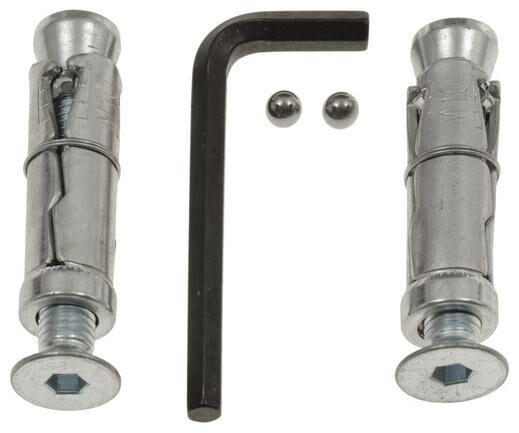 Obrázek produktu bezpečnostní šrouby pro kotvy Brute Force, OXFORD (2ks) LK397B
