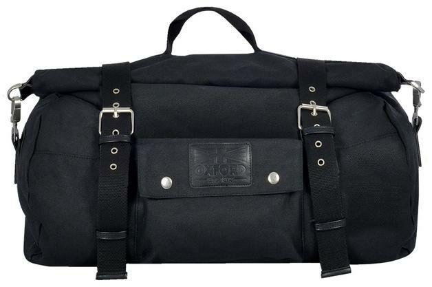 Obrázek produktu brašna Roll bag Heritage, OXFORD (černá, objem 30 l) OL572
