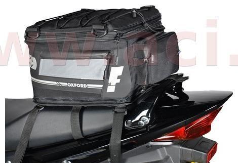 Obrázek produktu brašna na sedlo spolujedce F1 Tailpack, OXFORD - Anglie (černá, objem 18 l) OL448