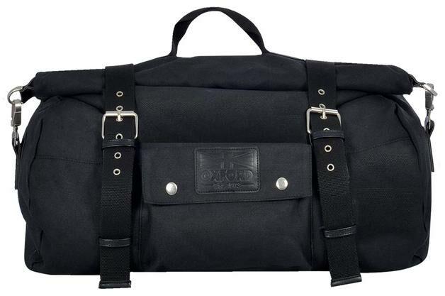 Obrázek produktu brašna Roll bag Heritage, OXFORD (černá, objem 20 l) OL571
