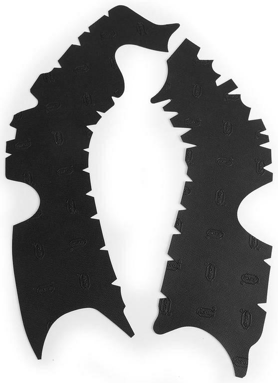 Obrázek produktu gumové protektory rámu Honda, VIBRAM (sada, černá) M7352N