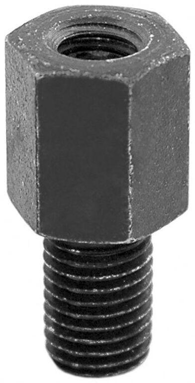 Obrázek produktu adaptér výšky zp. zrcátka (M10 pravý) (černý) RT11NR