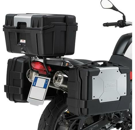 Obrázek produktu montážní sada, KAPPA (pro boční kufry)