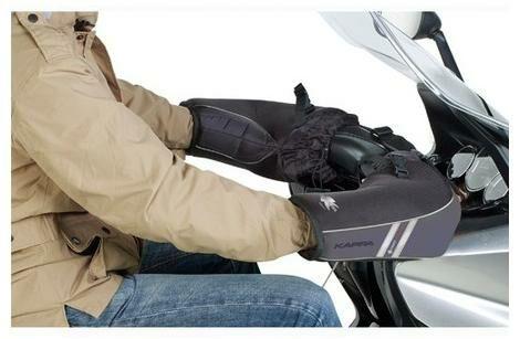 Obrázek produktu ochranné návleky na řidítka, KAPPA KS603