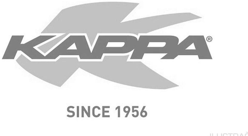 Obrázek produktu chromovaná montážní sada, KAPPA (pro plexi)