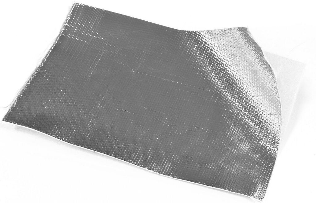 Obrázek produktu termoizolační fólie, samolepící (0,8 mm, 300 x 450 mm) 43640