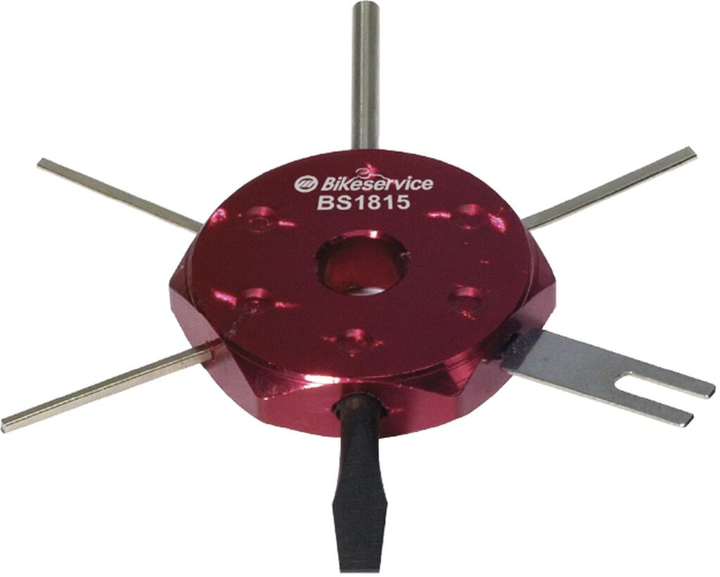Obrázek produktu přípravek na demontáž pinů el. zásuvek, BIKESERVICE BS1815