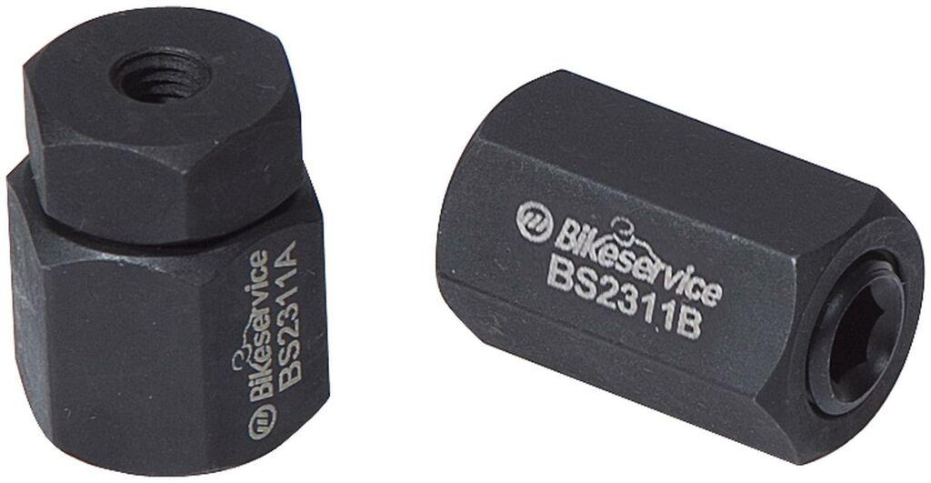 Obrázek produktu montážní a demontážní přípravek na štefty hlavy válců (M6 x 1,0), BIKESERVICE BS2311