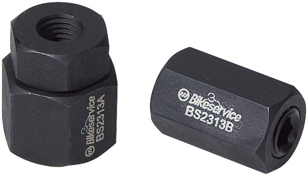 Obrázek produktu montážní a demontážní přípravek na štefty hlavy válců (M10 x 1,25), BIKESERVICE BS2313