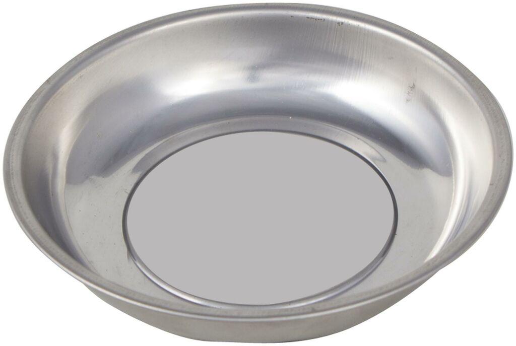 Obrázek produktu magnetická miska kulatá (průměr 100 mm), BIKESERVICE BS9434