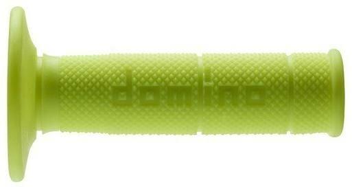 Obrázek produktu gripy 1150 (offroad) délka 118 mm, DOMINO (neon žluté) 1150.82.50.06