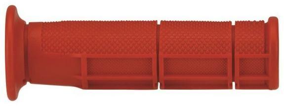 Obrázek produktu gripy (ATV) délka 125 mm, DOMINO (červené) A09041C4200A7-0