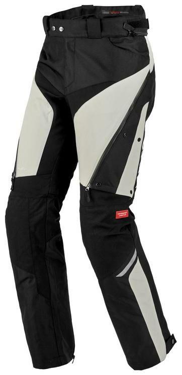 Obrázek produktu kalhoty 4SEASON, SPIDI (světle šedé/černé)