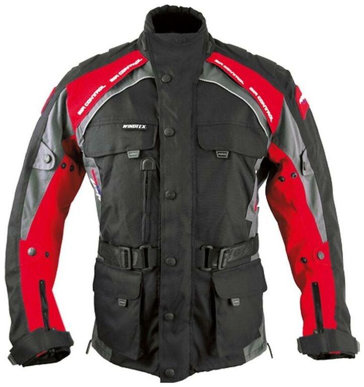 bunda Liverpool, ROLEFF, pánská (černá/červená) (Velikost: 2XL)