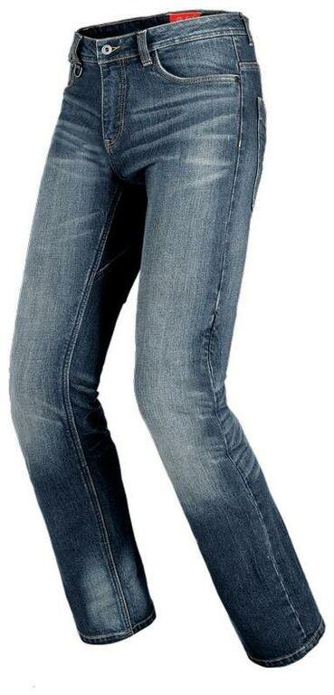 Obrázek produktu jeansy J TRACKER, SPIDI (tmavě modrá sepraná, obšívka Cordura®/denim bavlna) J59-804