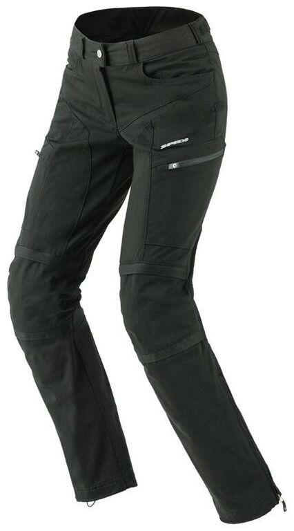 Obrázek produktu kalhoty AMYGDALA, SPIDI, dámské (černé)