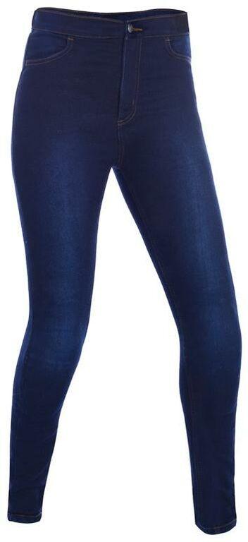 Obrázek produktu kalhoty JEGGINGS, OXFORD, dámské (legíny s Kevlar® podšívkou, modré indigo)