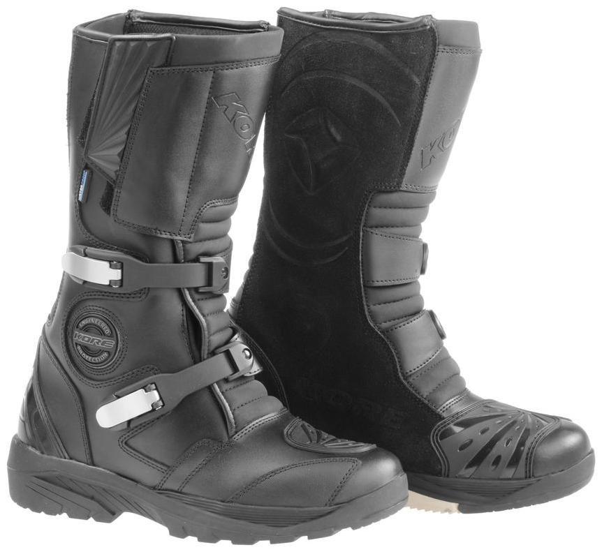 Obrázek produktu boty Adventure 2.0, KORE (černé) 91485 NEW VERSION