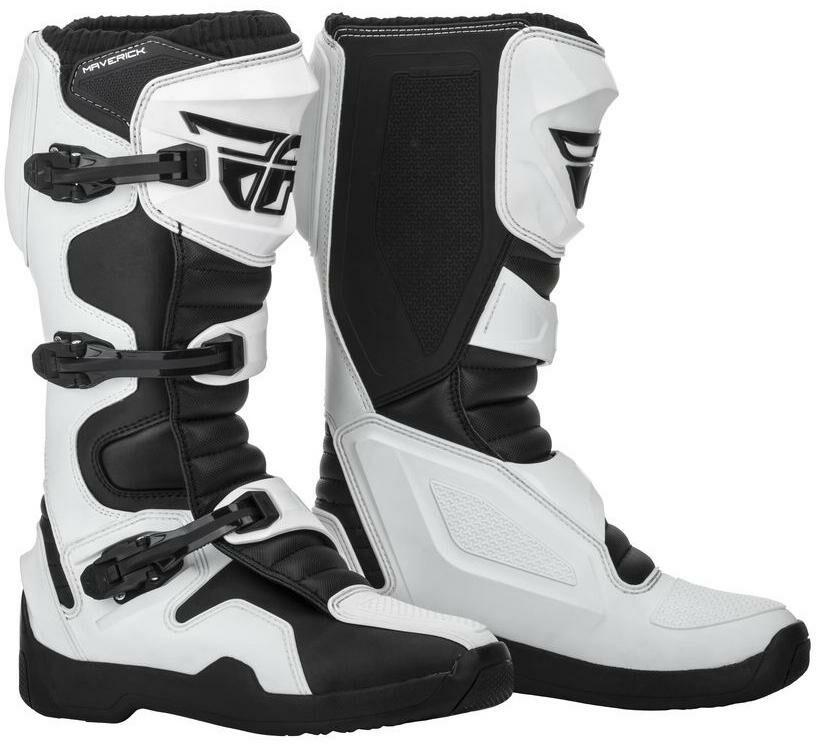 Obrázek produktu boty NEW Maverik, FLY RACING (černá/bílá) 364-675