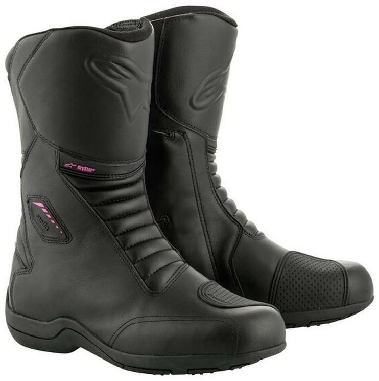 Obrázek produktu boty STELLA ANDES DRYSTAR, ALPINESTARS, dámské (černá/fialová)