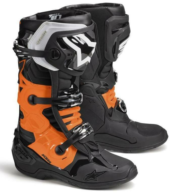 Obrázek produktu boty ALPINESTARS TECH 10 2020, KTM (černá/oranžová)