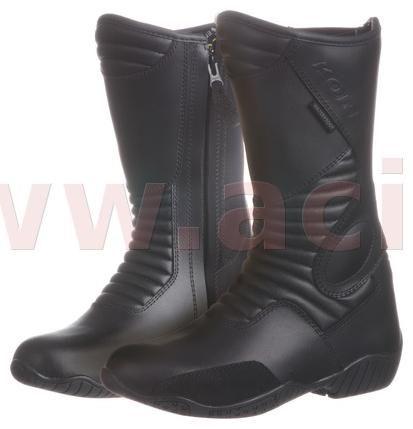 Obrázek produktu boty Touring Lady, KORE, dámské (černé) BT-67