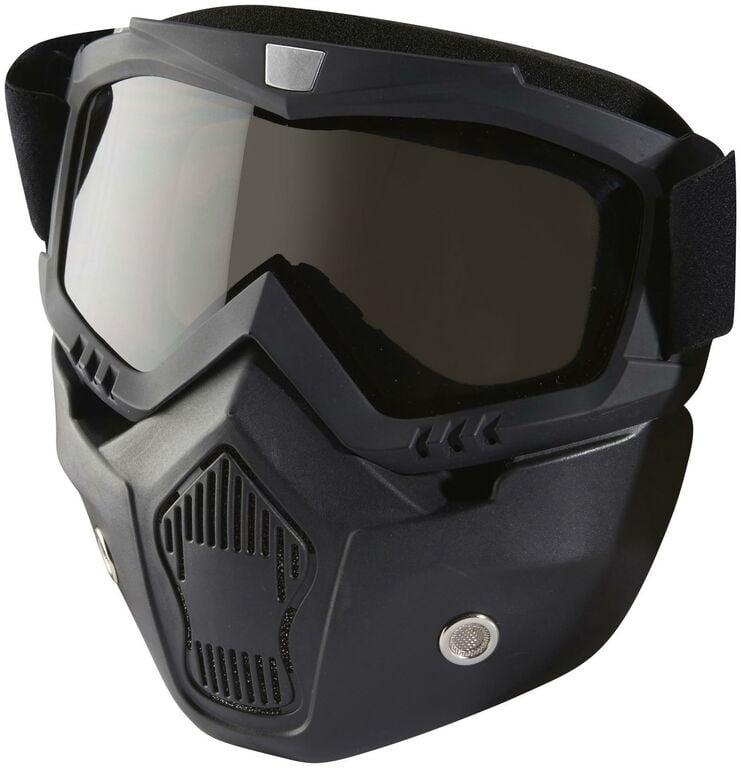 Obrázek produktu brýle s maskou URNA (tmavé plexi), NOX SWAT MASK