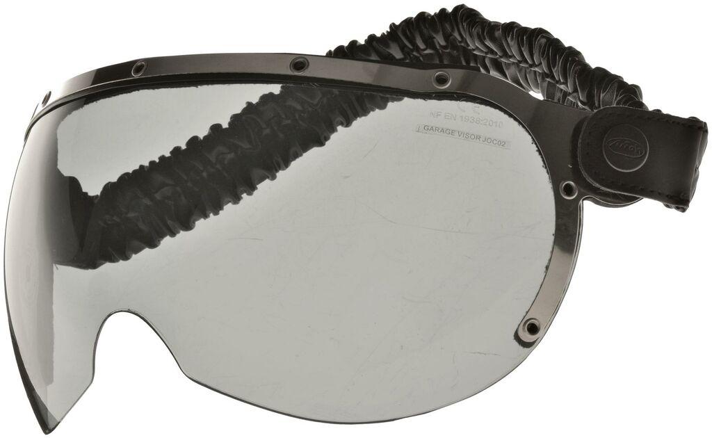 Obrázek produktu brýle pro přilby GARAGE, AIROH (tmavé) 05RIOFS