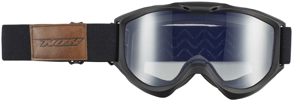 Obrázek produktu brýle TROOP MASK, NOX (černé, kouřové plexi) TROOP MASK