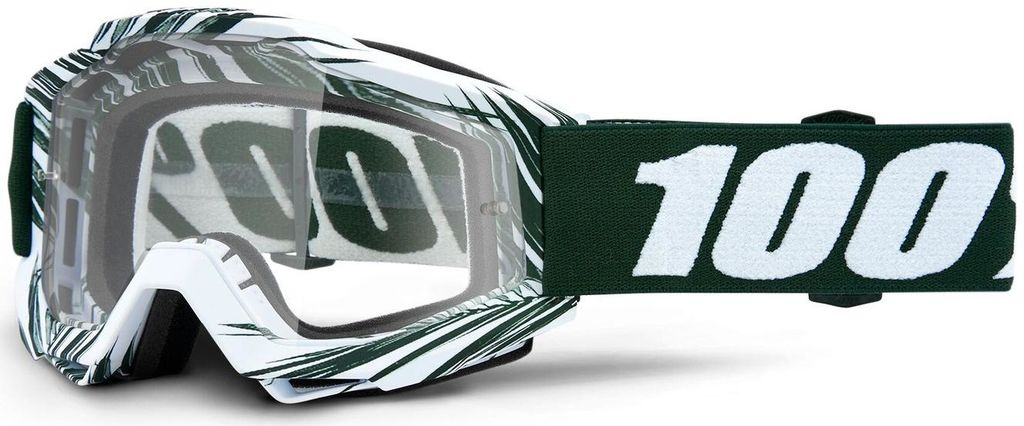 Obrázek produktu brýle ACCURI BALI, 100% - USA (čiré plexi) 50200-320-02