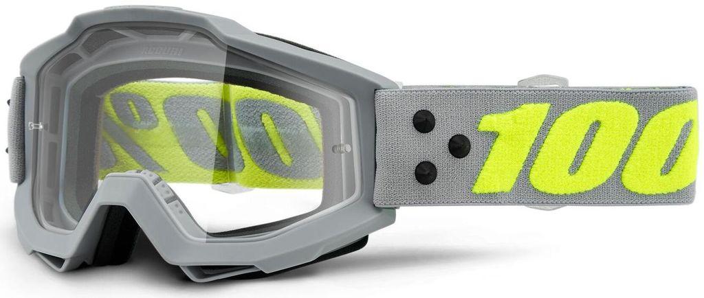 Obrázek produktu brýle ACCURI BERLIN, 100% - USA (čiré plexi) 50200-321-02