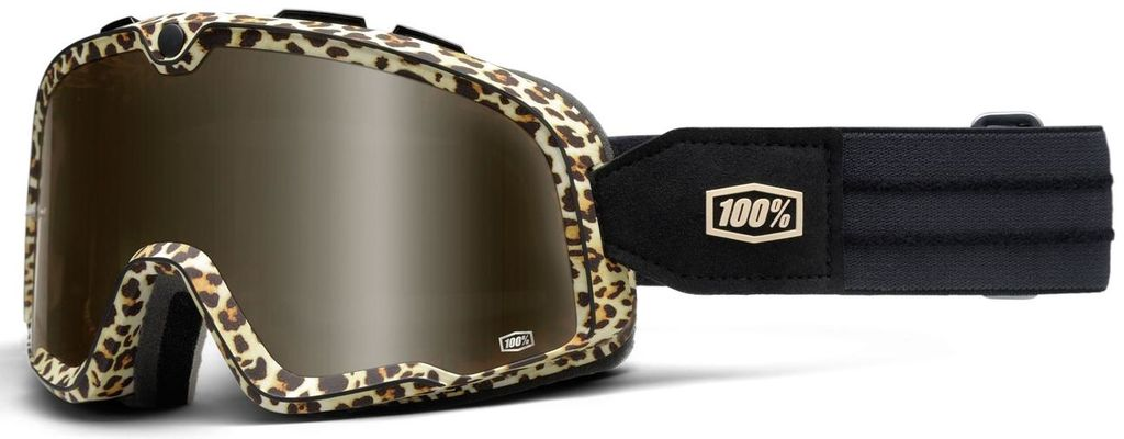 Obrázek produktu brýle Barstow Classic Carlton, 100% (hnědá, hnědé plexi) 50002-126-02