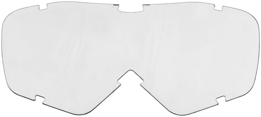 Obrázek produktu plexi pro brýle s maskou URNA, NOX (zrcadlové chromové) ECRMASSWATCHROME