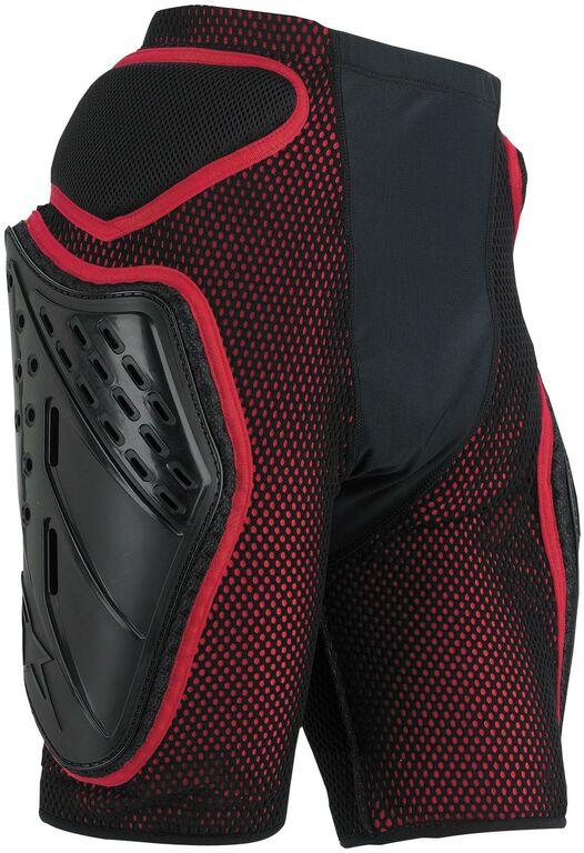 Obrázek produktu šortky pod kalhoty FREERIDE 2021, ALPINESTARS, (černá/červená)