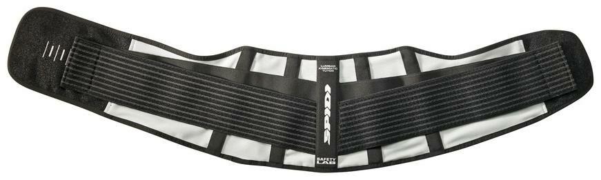 Obrázek produktu ledvinový pas LUMBAR BIOMECHANIC, SPIDI (černý/šedý)