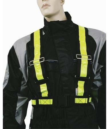 Obrázek produktu reflexní pásy ramenní, OXFORD (žlutá fluo) RE459
