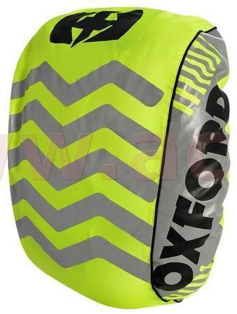 Obrázek produktu reflexní obal/pláštěnka batohu Bright Cover, OXFORD (žlutá fluo/reflexní prvky, Š x V = 640 x 720 mm) RE463Y