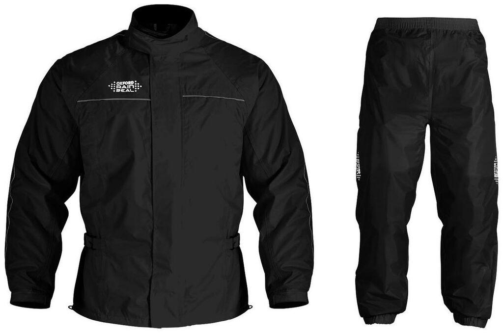 Obrázek produktu bunda a kalhoty RAIN SEAL, OXFORD (černá)